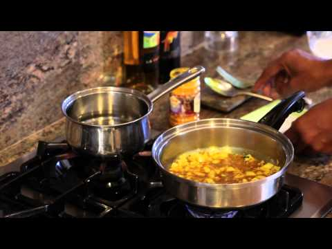 How to Make Punjabi Ginger Soup : Preparing Healthy Foods
