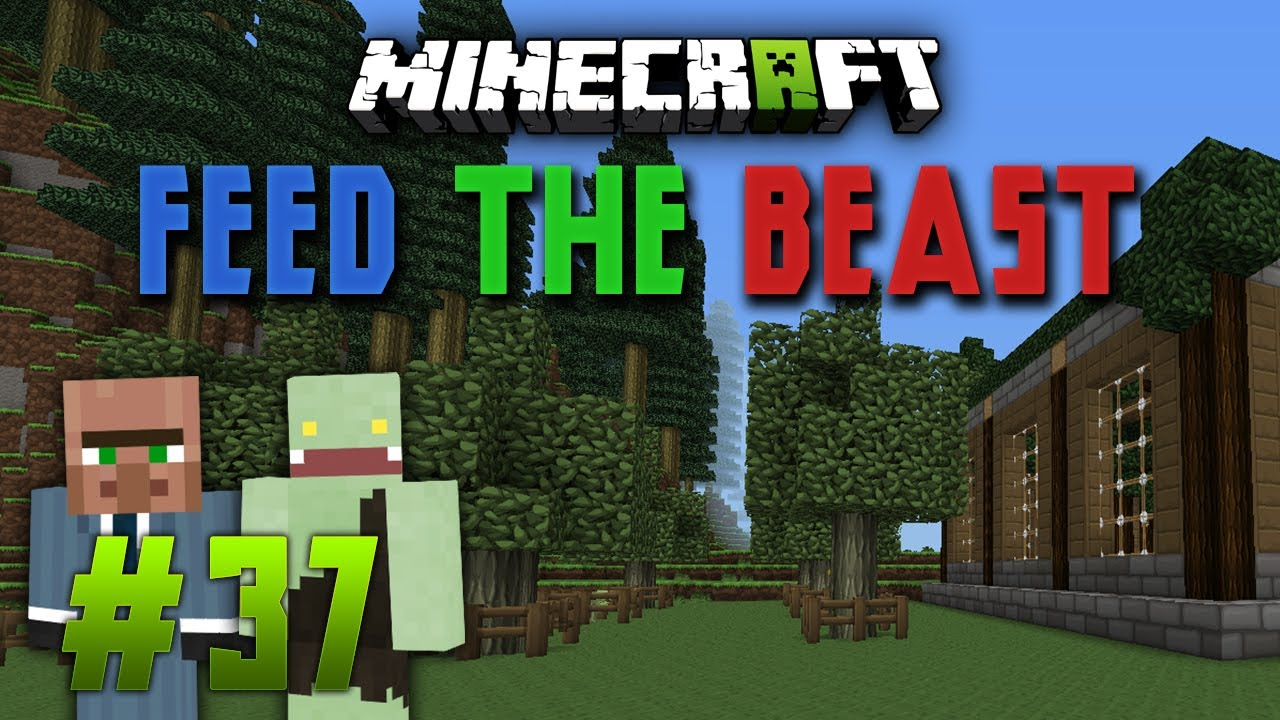 how to add feed the beast to minecraft