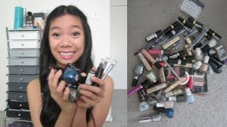 infinitelycindy – My Biggest Makeup HAUL EVER!! (Back To School Haul Part 2)