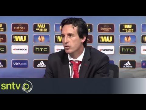 No team lives the Europa League like Sevilla - Unai Emery