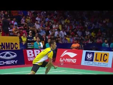 THOMAS AND UBER CUP FINALS 2014 Session 17, Match 5