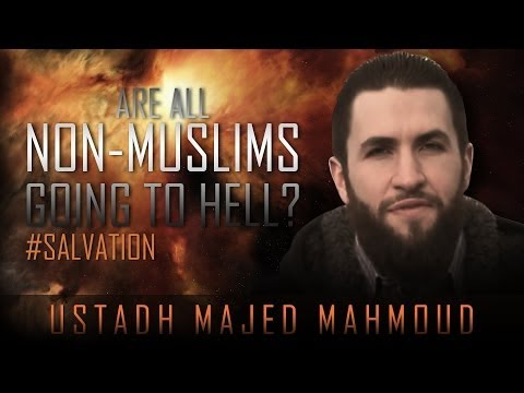 Are Paul Walker & Nelson Mandela Going To Hell? ᴴᴰ ┇ by Ustadh Majed Mahmoud ┇ TDR Production ┇