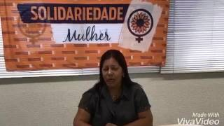 Eunice Cabral homenageia as mulheres