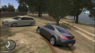 GTA IV [PC] Showing Off Taltigolts Ultimate Vehicle Pack