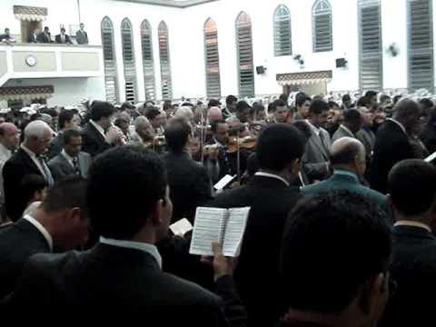 Congregação Cristã no Brasil - Culto - Sta. Izabel / SP