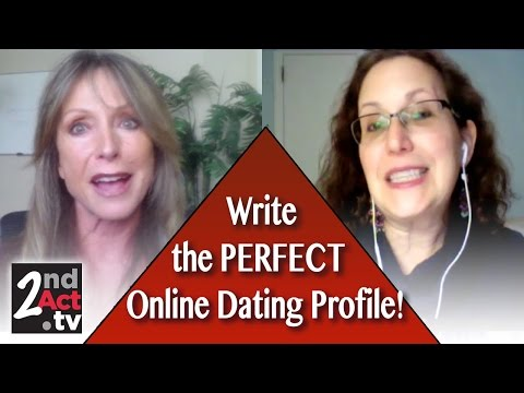 Baby Boomer Dating Tips!!! Writing Great Online Dating Profiles For Women!!!