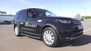 2017 Land Rover Discovery 5 HSE Td6. Start Up, Engine, and In Depth Tour.. MegaRetr