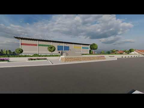 Início das obras de construção do Complexo Poliesportivo de Irecê