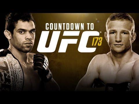 Conteo Regresivo a UFC 173: Renan Barao vs. TJ Dillashaw