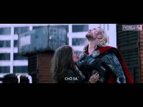 [Vietsub] Thần Sấm: Thế Giới Hắc Ám - Trailer 1080p