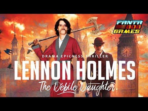 SHERLOCK HOLMES : Bob Lennon - Ep 16  : L'EQUILIBRISTE !!!