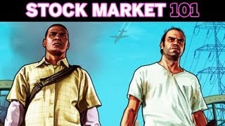 GTA 5 • Stock Market Explained • How To Get Rich