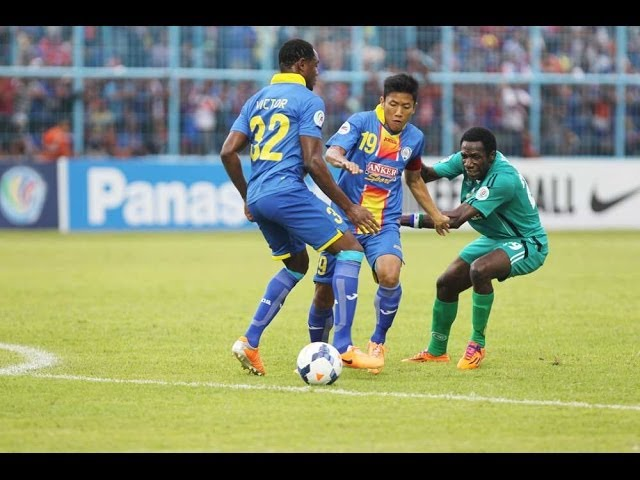 Arema Indonesia vs Maziya Sports & Recreation: AFC Cup 2014 (MD4)