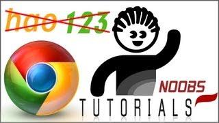Como Desinstalar / Tirar / Remover O Hao123 Do Google