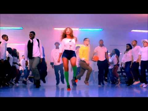 Beyoncé - Let's Move Your Body ( Official Video ~ HD )