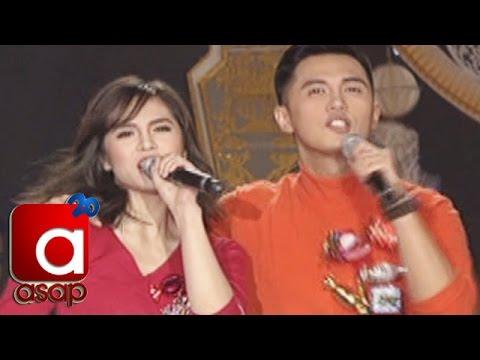 ASAP: Kapamilya love teams sing 'Simbang Gabi'