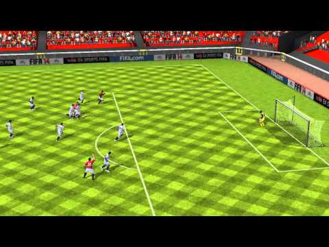 FIFA 14 Android - Man United VS Chelsea