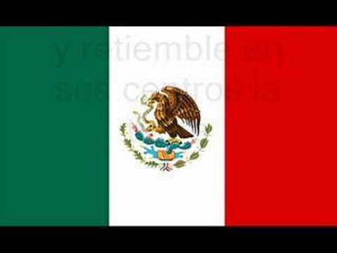 Himno Nacional Mexicano Completo 4:45