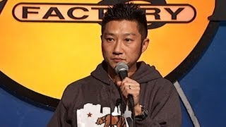 Laugh Factory: Pk: North Korean Comedian (Stand up Comedy)