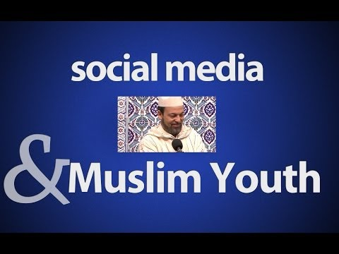 WhatsApp, Facebook & Muslim Youth  ᴴᴰ | Dr. Hamid Slimi