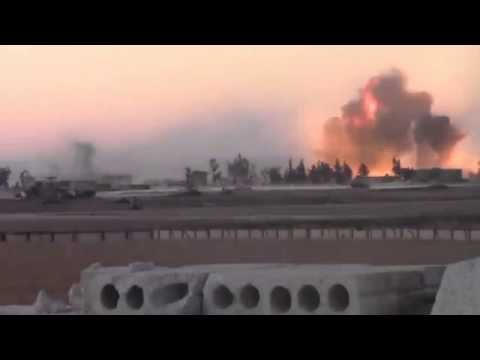 Syria insurgents bomb attack