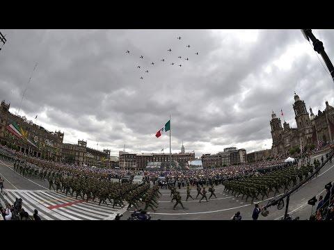 Desfile Militar Conmemorativo de la Independencia de México