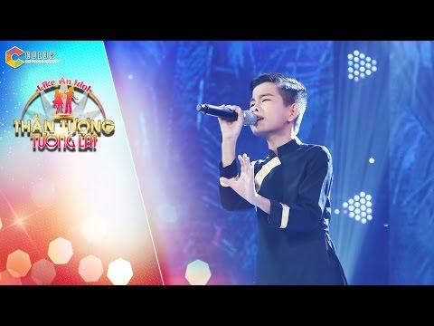 Thần tượng tương lai | Tập 1: Cậu bé Huỳnh Phúc da diết với ca khúc