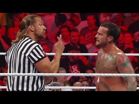 SummerSlam 2011: John Cena vs. CM Punk
