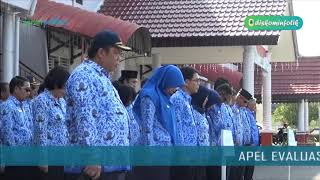Apel Evaluasi dan Disiplin ASN dilingkungan Pemkab. Kapuas Hulu periode September 2018