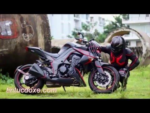 Những chiếc xe Kawasaki z1000 độ đẹp nhất