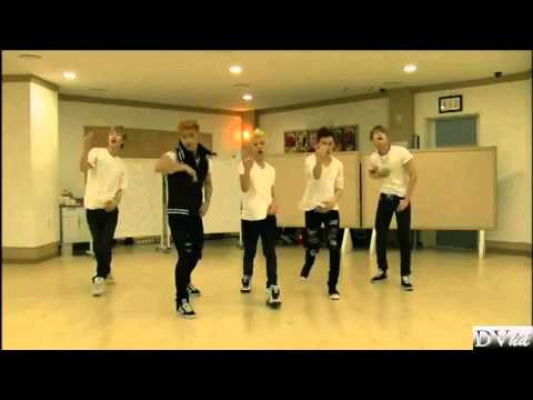 TOUCH - Rockin' the Club (dance practice) DVhd
