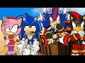 Super Sonic X Universe capitulo 6 Tercera temporada