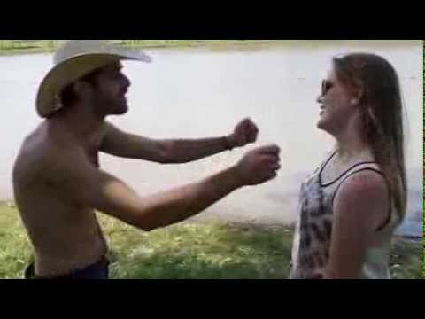 O cawboy vai te pegar... Clip brega Tamirez e Matheus