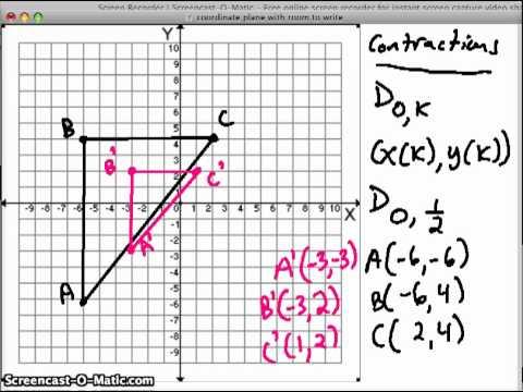 Coordinate geometry worksheets grade 5