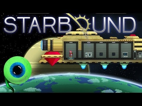 Starbound | WHAT DO I DO? | Terraria in Space