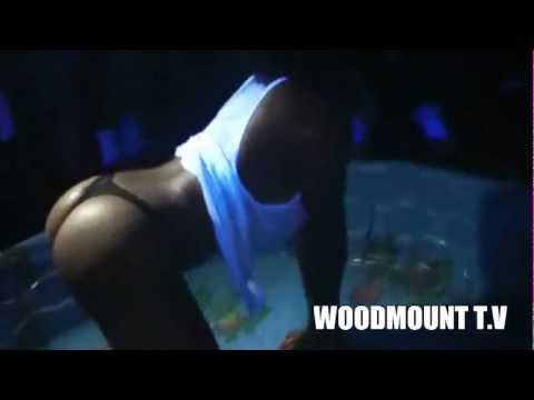 GIRL FALLS ON STAGE DURING WET T-SHIRT CONTEST (WOODMOUNT T.V)