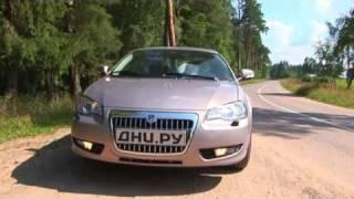 Volga Siber test Drive Тест драйв Волга Сибер
