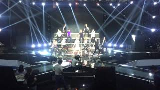 Tô Lâm rehearsal What Is Love by Ho Ngoc Ha - The Voice Gala 2015