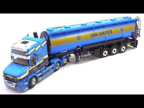 Model Truck World: WSI Ian Hayes