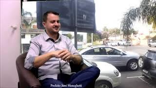 Entrevista - Prefeito Jerri Meneghetti
