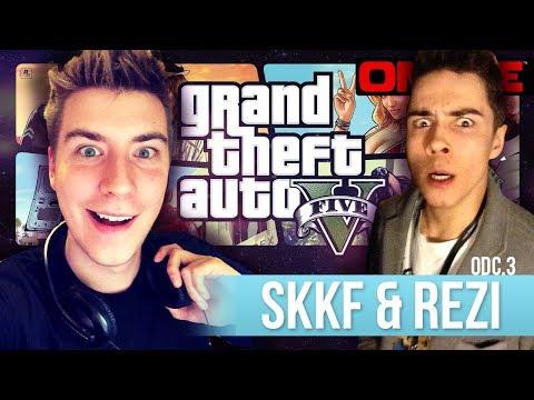 GTA V Online [#3]: SKKF & ReZi