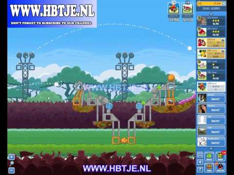 Angry Birds Friends Tournament Level 4 Week 99 (tournament 4) no power-ups