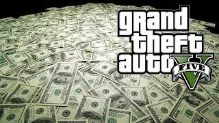 GTA 5 Money In The Bank! (GTA Online Free Cash!!!)