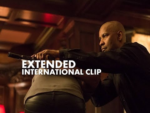 The Equalizer -  Exclusive Extended Clip