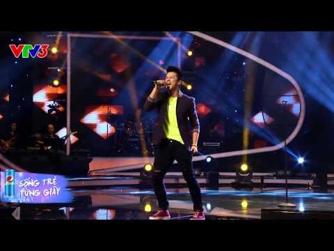 Vietnam Idol 2015 - Gala 7 - Con Đường Tôi - Trọng Hiếu