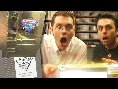 Nintendo World Championships - Angry Video Game Nerd