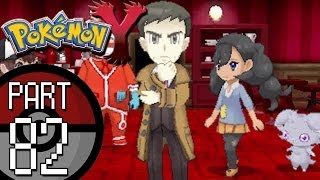 Pokemon X And Y Part 82: Looker Bureau Final Chapter