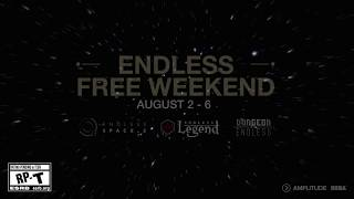 Endless Free Weekend