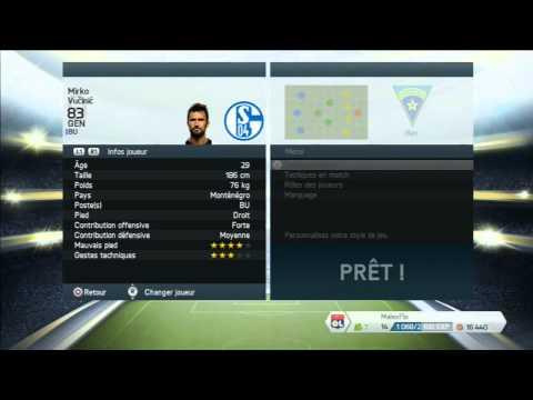 Fut14 | Player Review | Mirko Vučinić