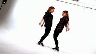 How To Dance In A Group Of Girls Beginner Dancing